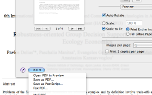 Open PDF in Preview